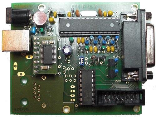 ERC-M USB Bausatz
