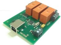 ERC VERSION 4 SMD, USB bestückt und getestet