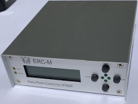 Desktop-housing AZ/EL Kit Aluminium silver for ERC-M